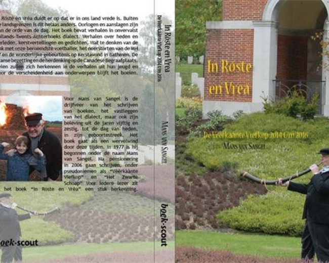 Teun Deijk presenteert zijn boek